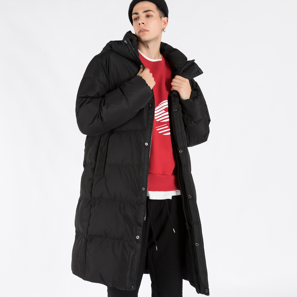 (MAN) RDS BANFF BENCH PARKA (SAW3DJ01) (BLACK)